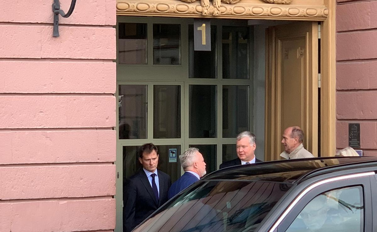 Top Amerikaanse onderhandelaar in Stockholm voor gesprekke oor Noord-Korea