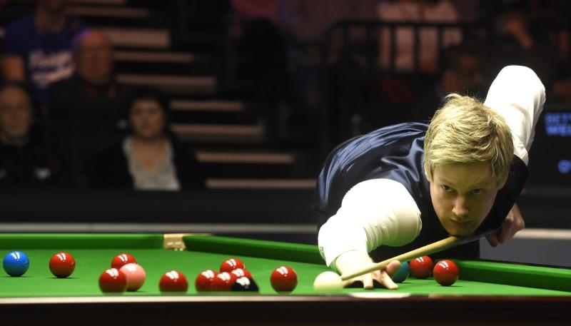 Snooker: Robertson out of World Open after driving to wrong Barnsley