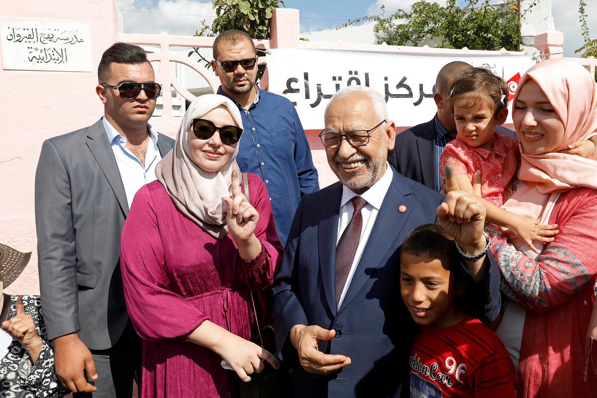 Gesplete stem bemoeilik die regering se vorming na die verkiesing in Tunisië