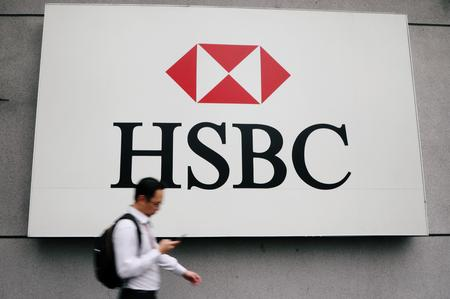 UPDATE 1-HSBC to cut up to 10,000 jobs in drive to slash costs -FT
