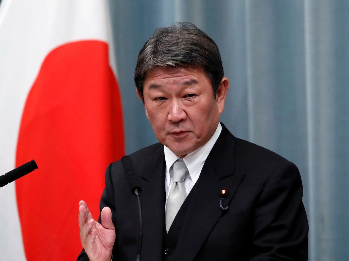 Japan sê dit sal vandag 'n handelsooreenkoms met die VSA in Washington onderteken