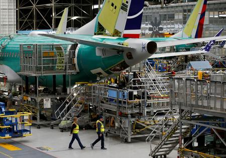 Boeing 737 MAX timetable uncertain as regulators continue safety review