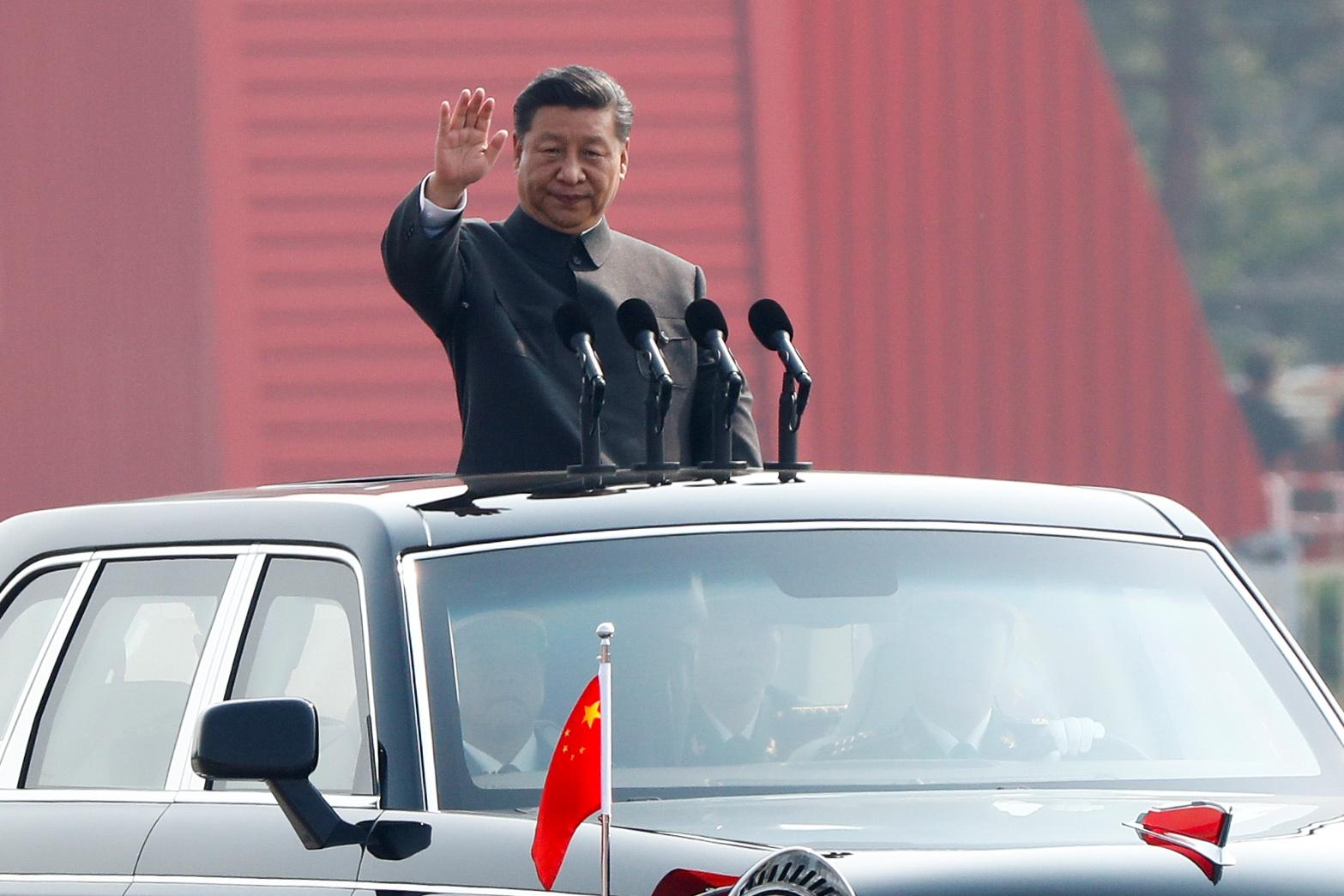 China's Xi voices support for Pakistan over Kashmir: Xinhua