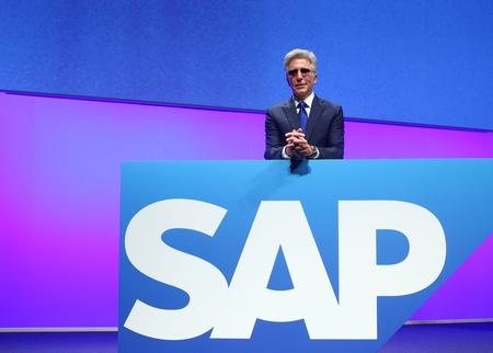 SAP's McDermott steps down after decade as chief salesman and dealmaker