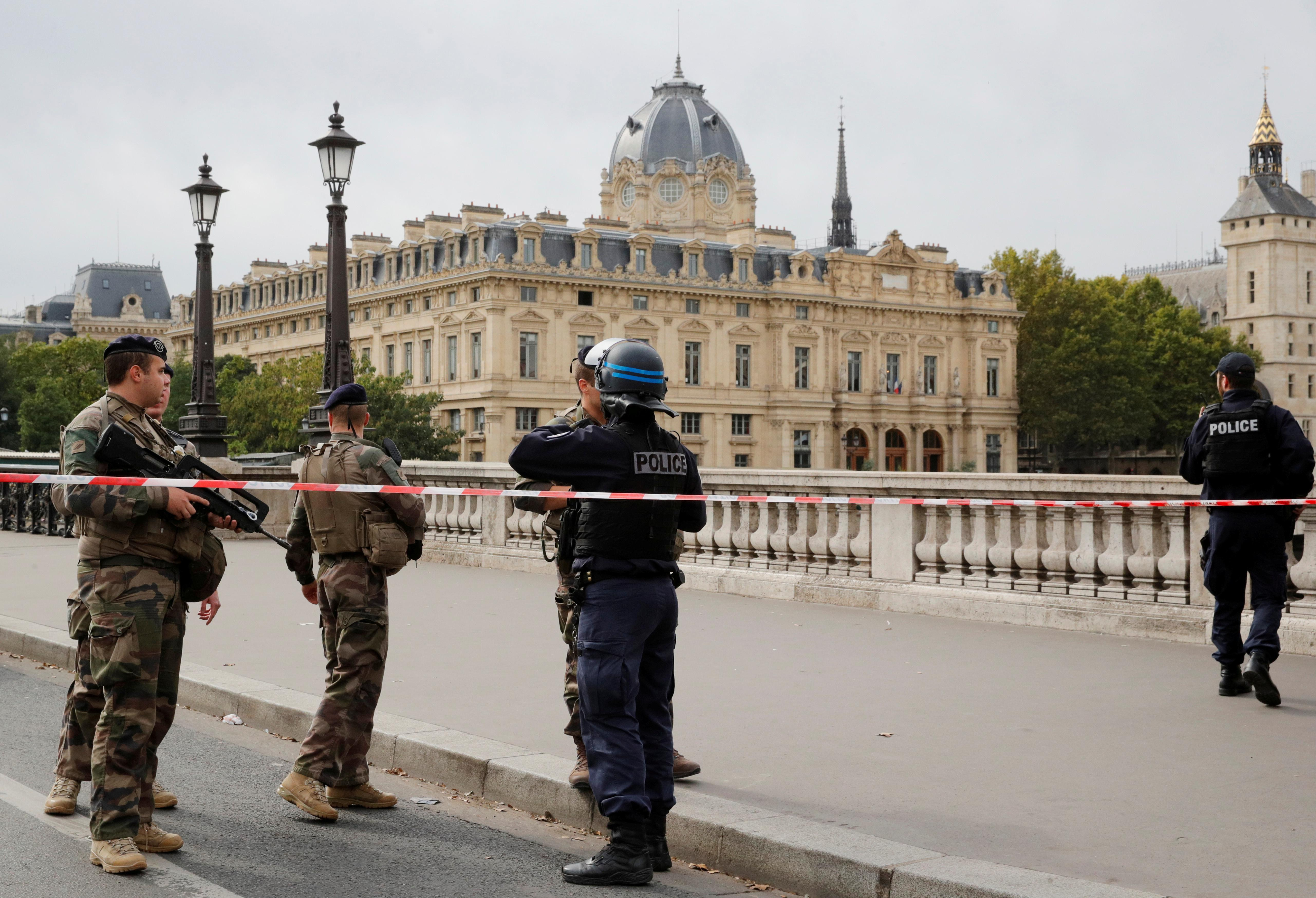 After knife rampage, French police are alert for radicalised...