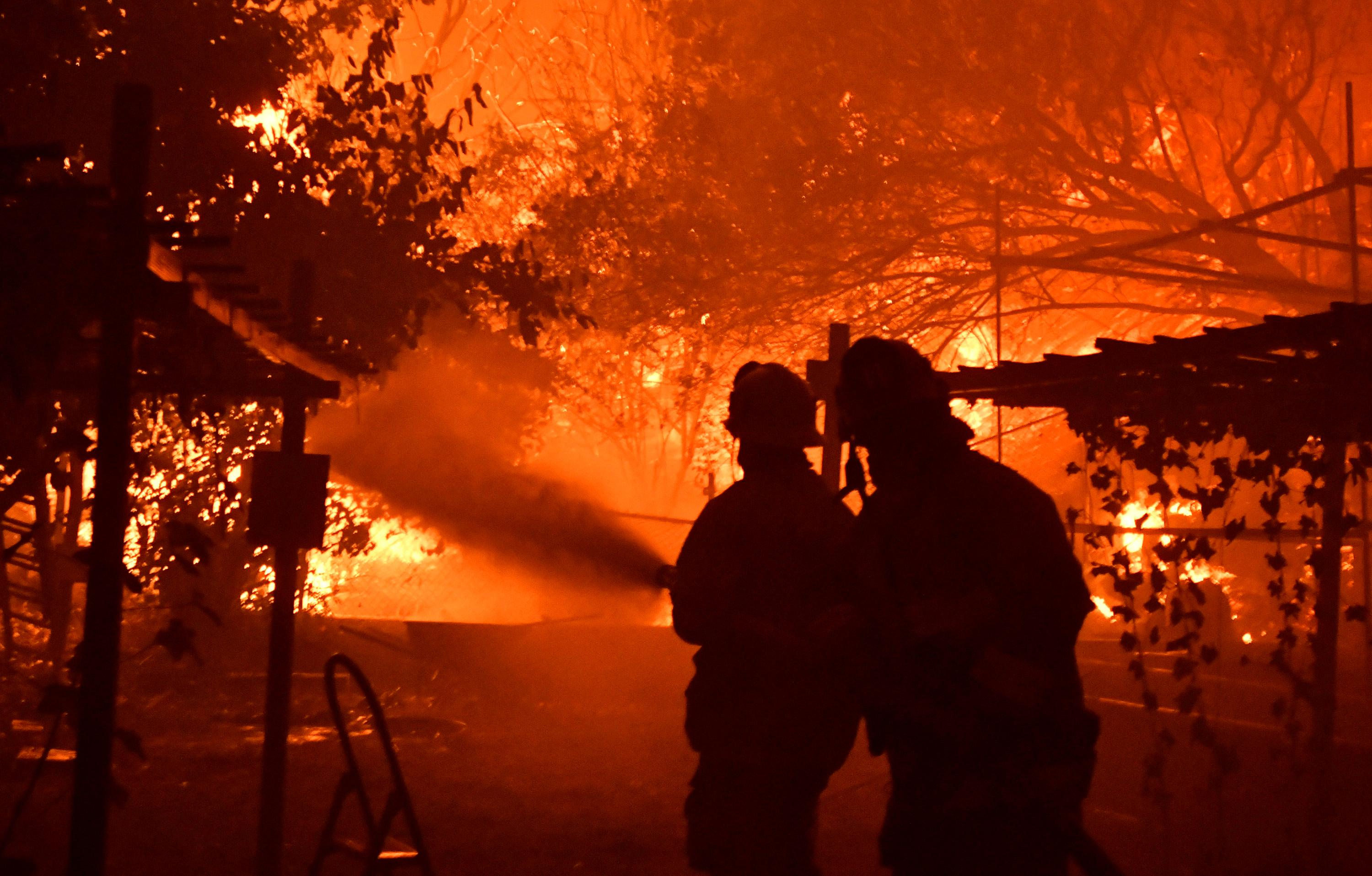 Deadly Los Angeles wildfire began near base of electrical tower,...