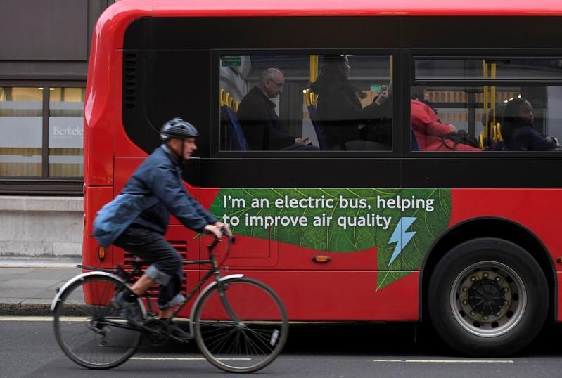 Britain to complete plan next year to reach net zero transport...