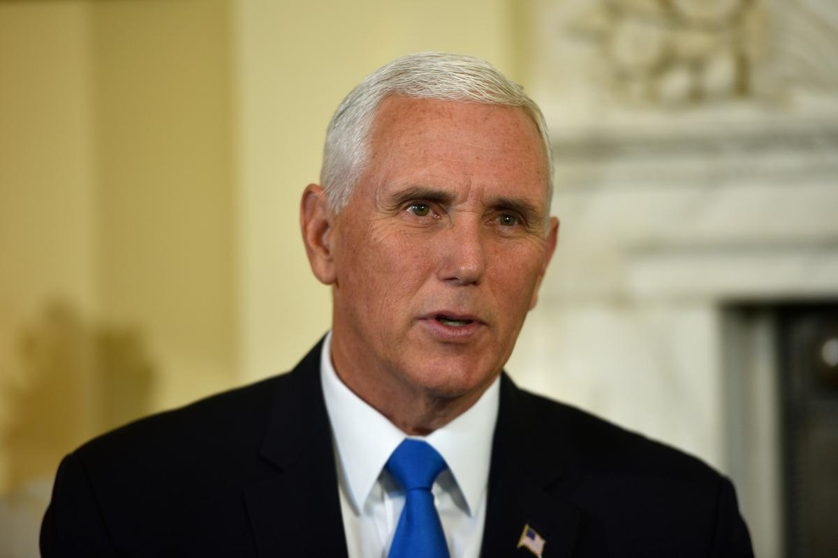 Pence will urge Syria ceasefire in Thursday meeting with Turkey's...