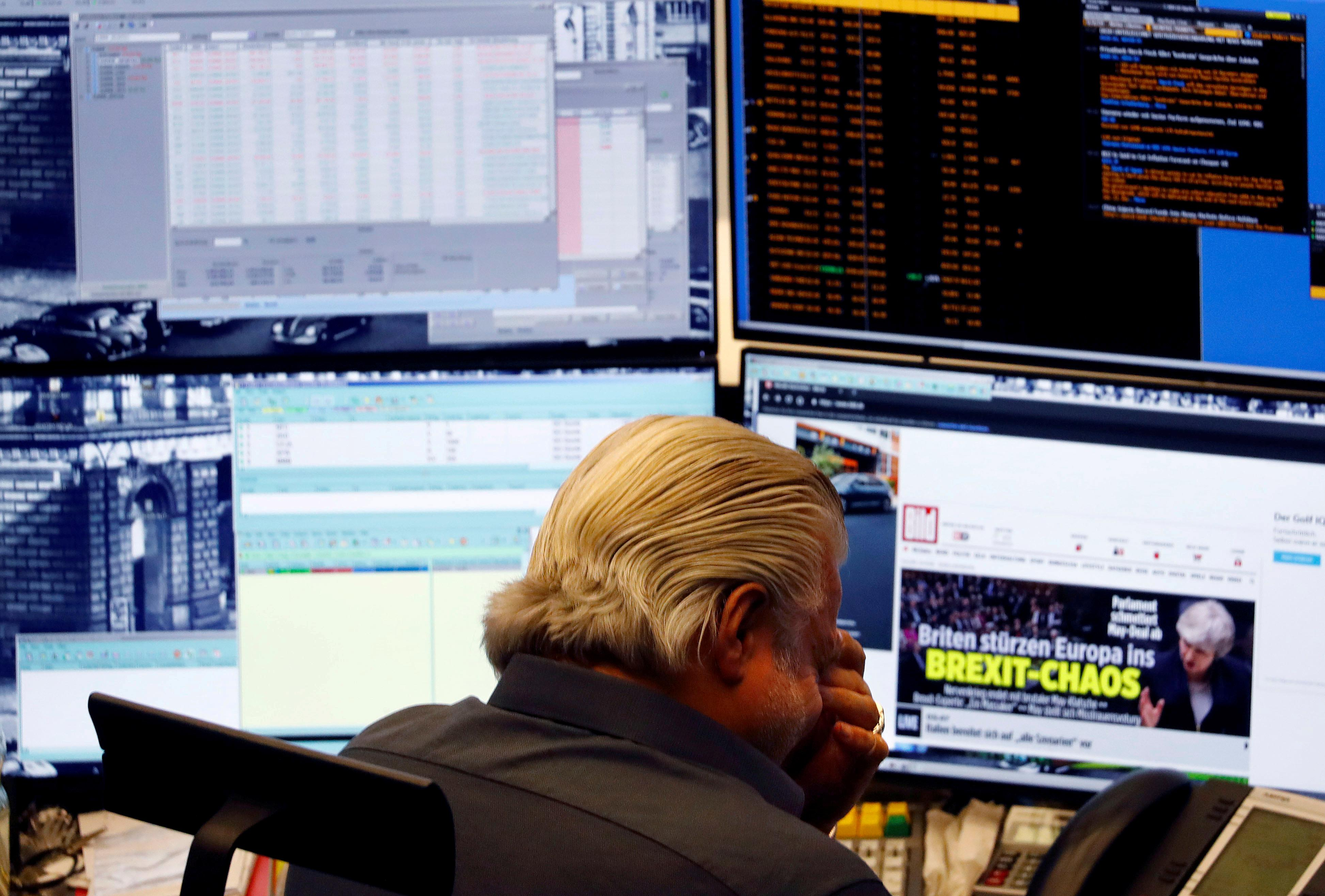 Germany eyes emergency measures for Brexit market panic: source