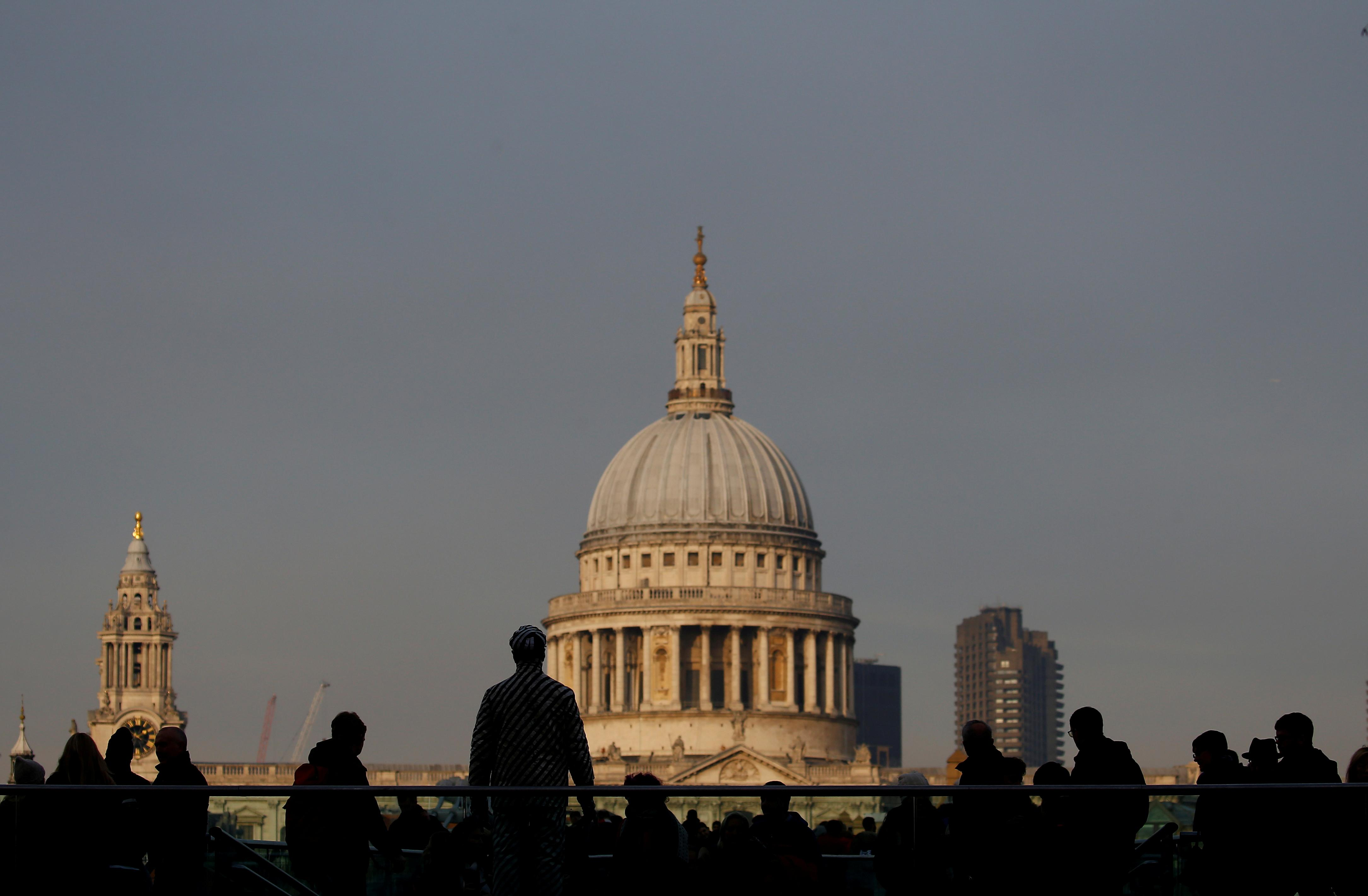 Woman charged in London with planning to bomb St Paul's cathedral