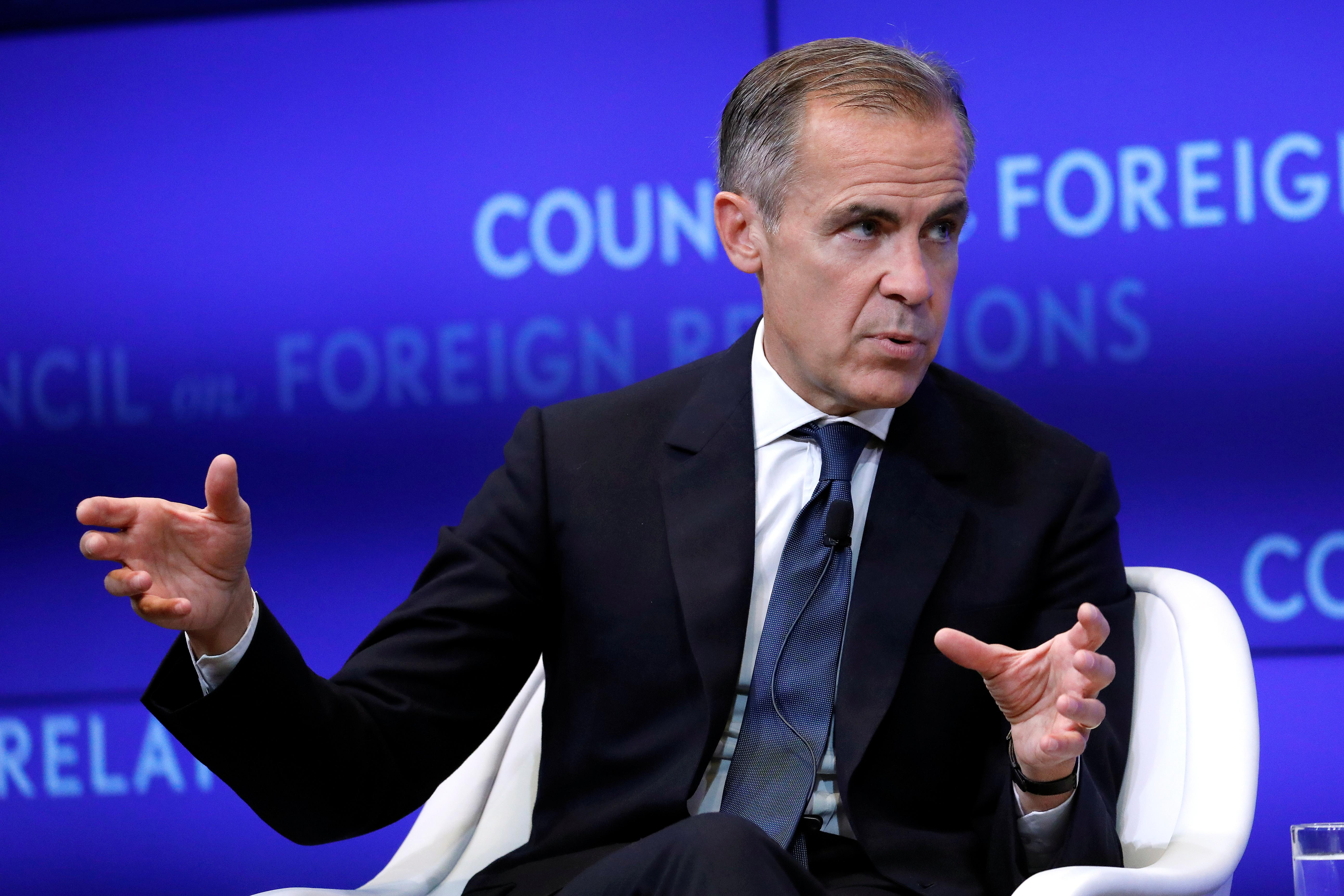 BoE can fight a new slowdown, but fiscal policy has role too: Carney