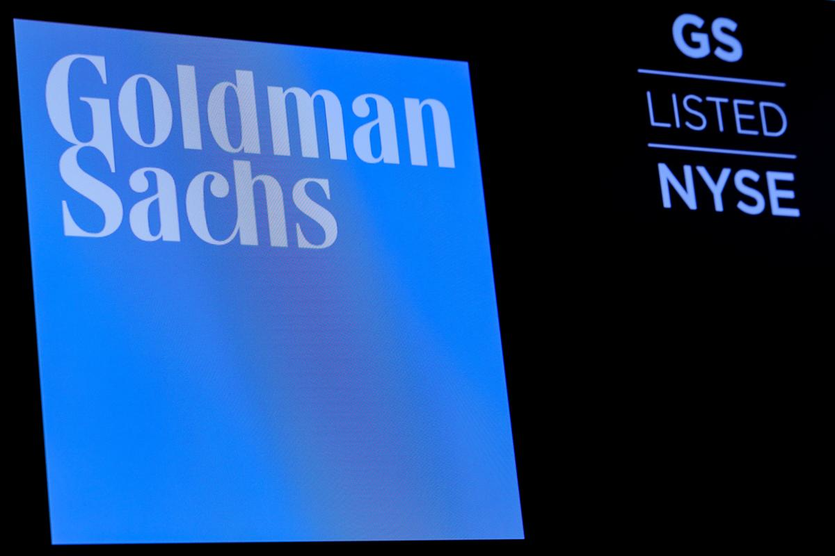 Goldman wants traders to be more like dealmakers and coders