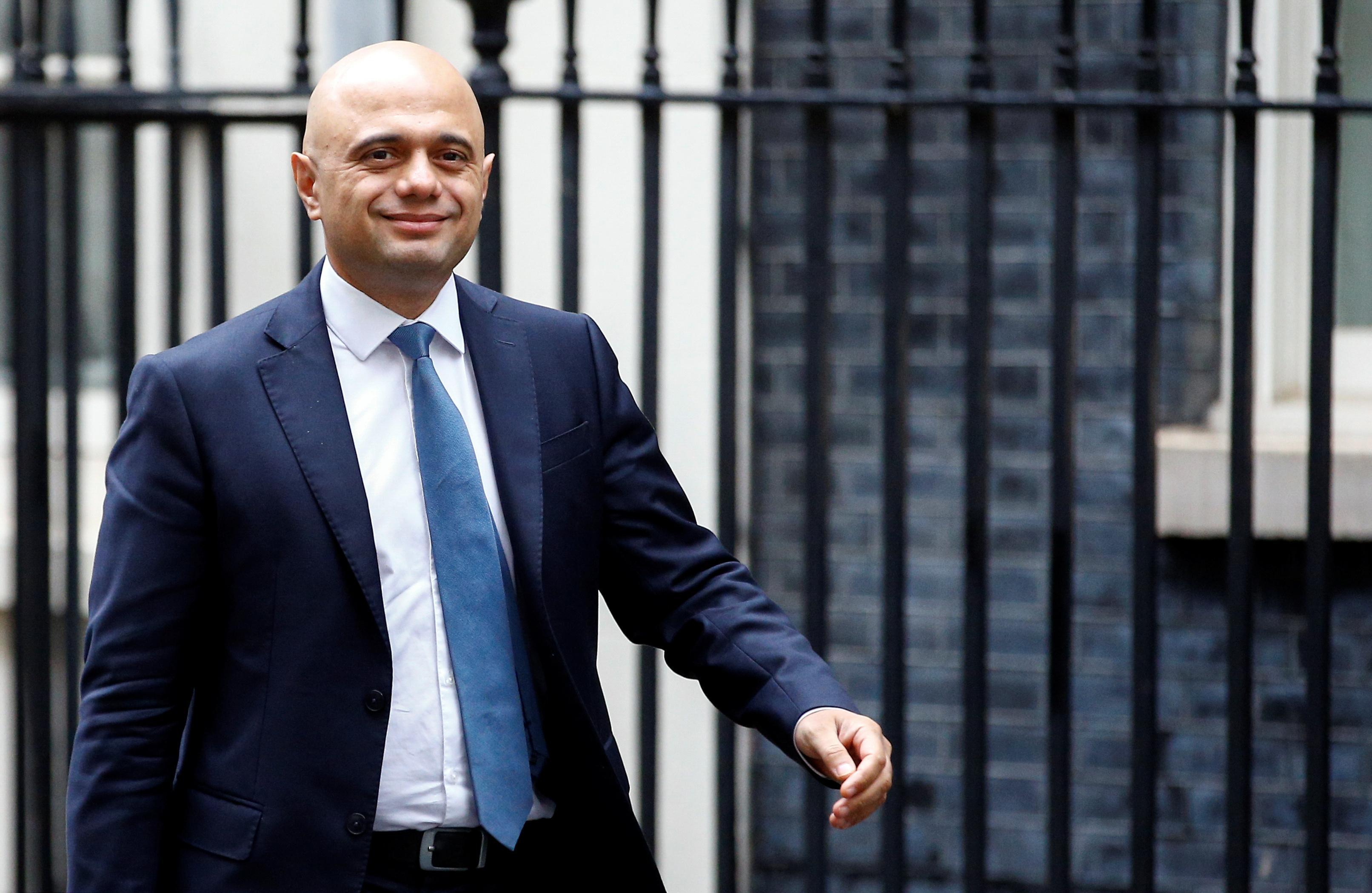 UK Brexit plan has 'decent chance' in key vote on Saturday: Javid