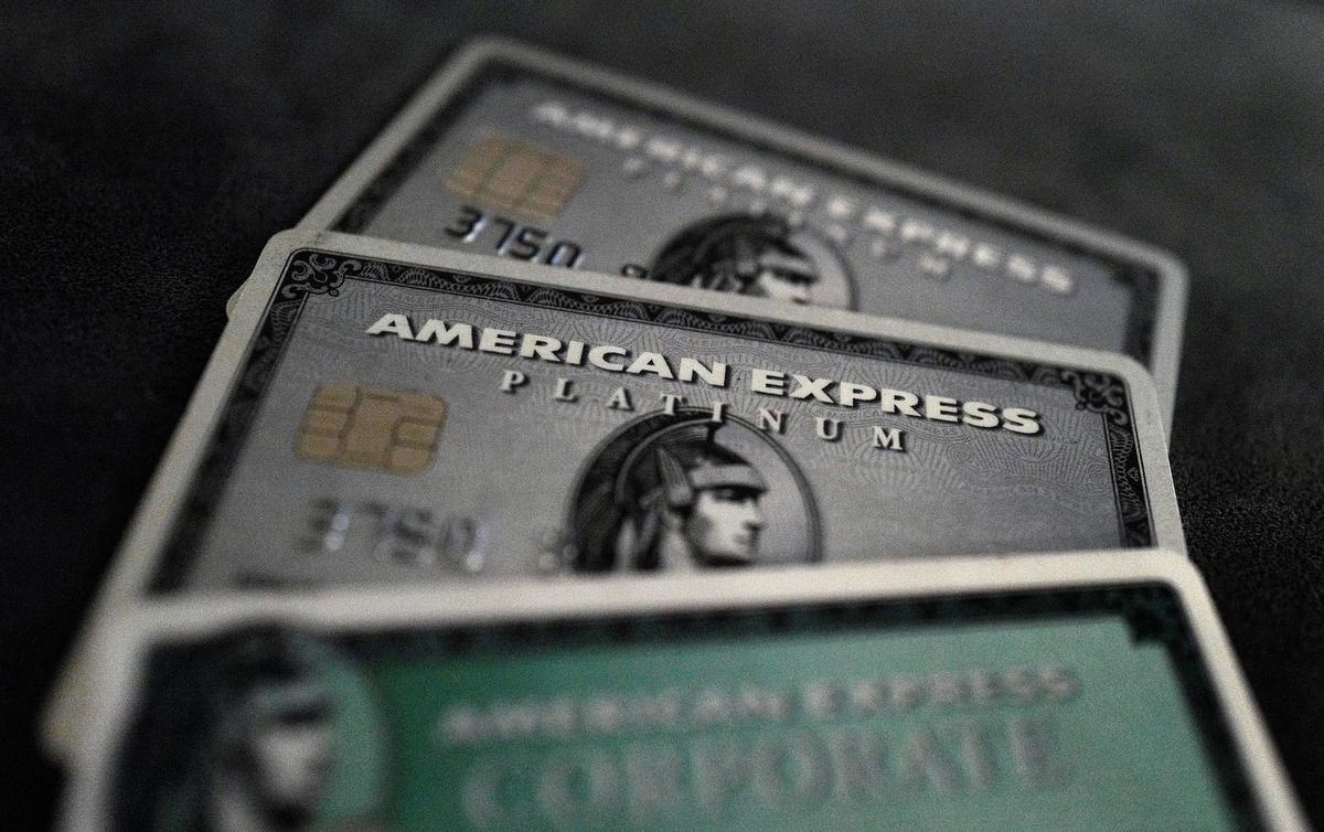 American Express profit beats estimates as consumers shrug off...