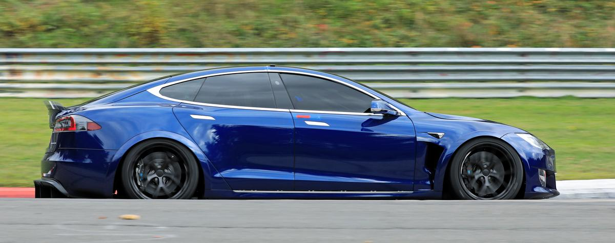 Tesla's Nuerburgring run revs up debate over speed records