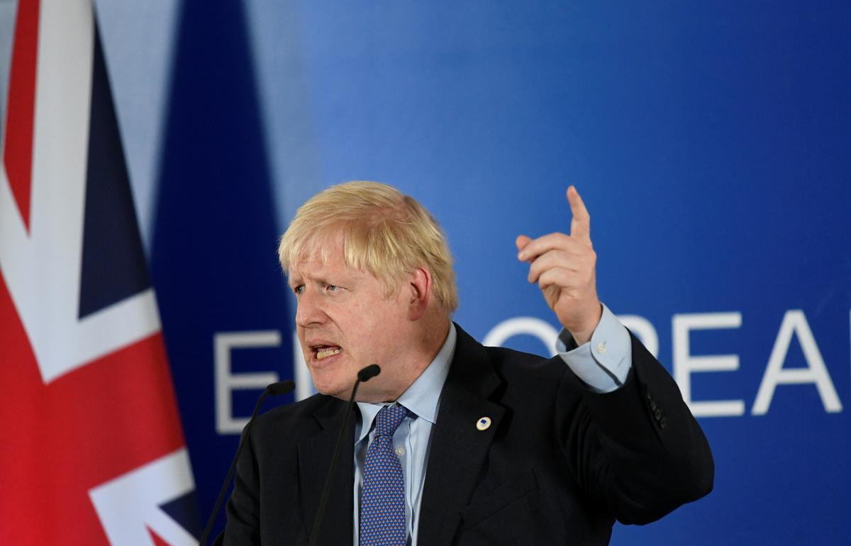 Brexit day of reckoning: parliament to vote on Johnson's deal