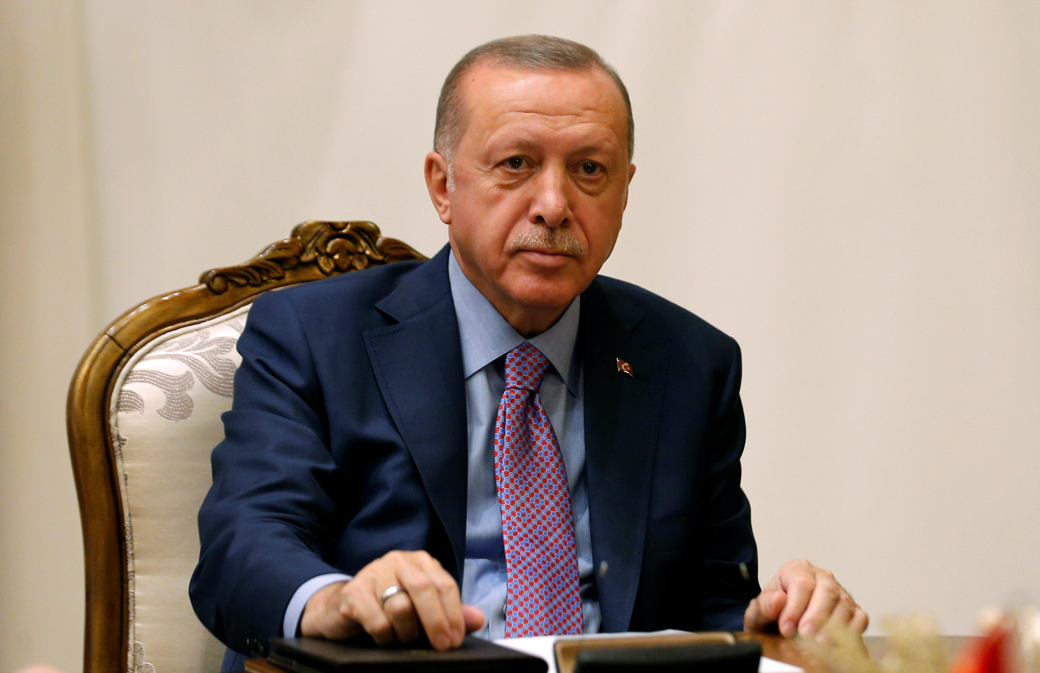 Erdogan says he will never allow vaping, will block e-cigarettes in...