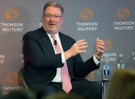 Thomson Reuters searching for CEO Smith's successor: FT