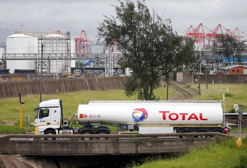 French oil group Total signs marine fuel deal with China's Zhejiang...