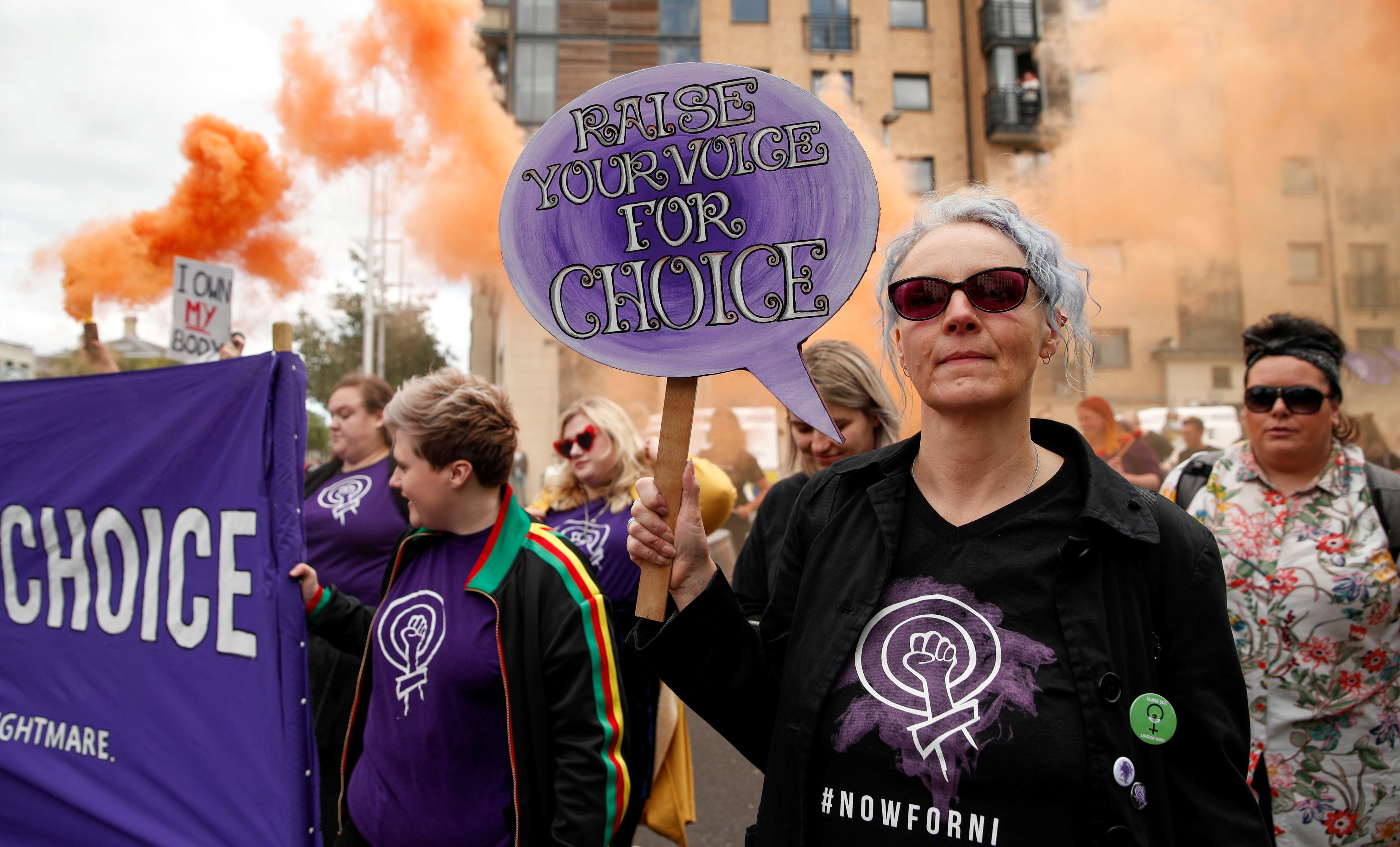 Northern Ireland prepares for momentous abortion, same-sex marriage...