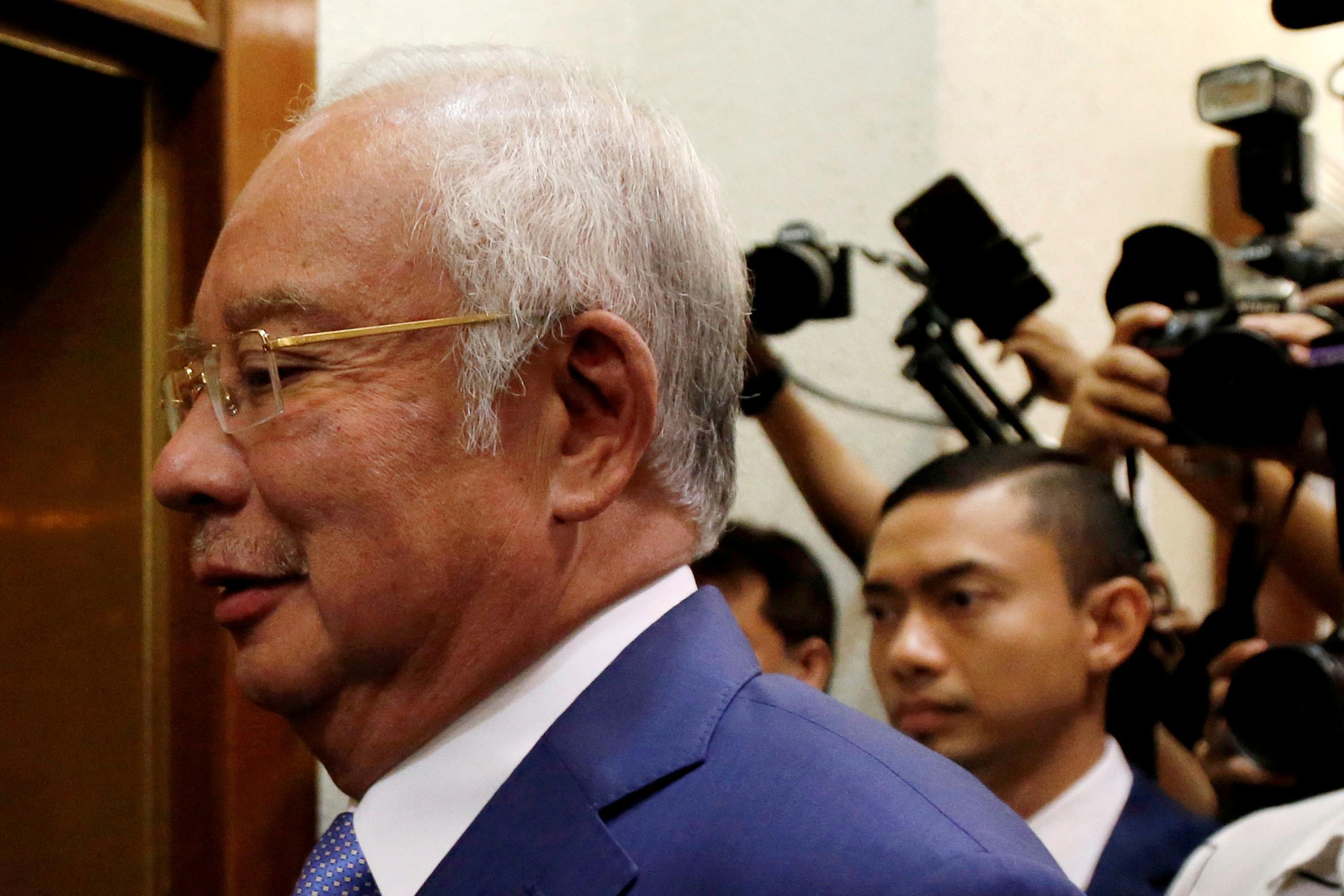 Malaysian prosecutor: Najib orchestrated graft like an 'emperor'