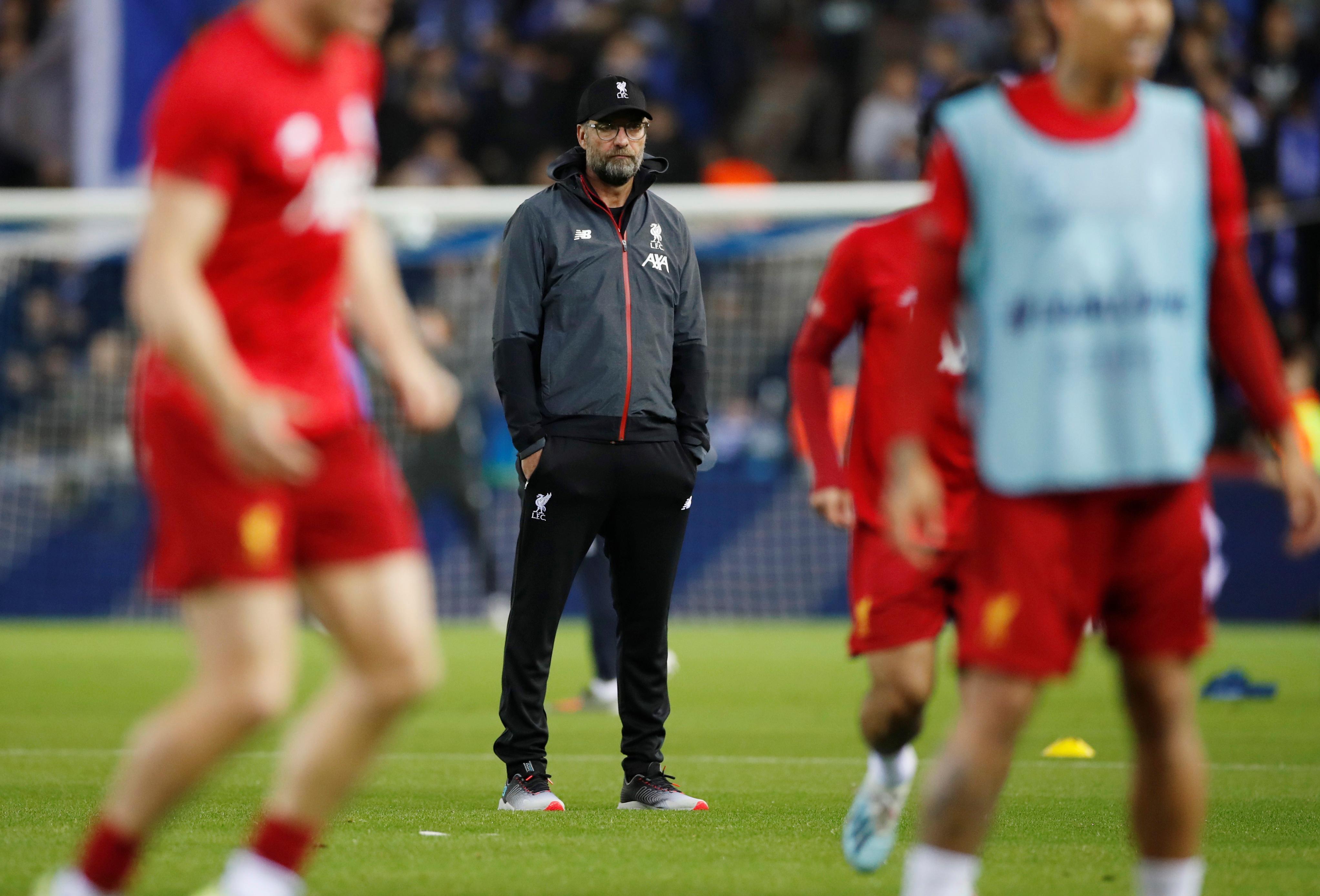 Liverpool end away jinx but Klopp didn't enjoy win in Genk