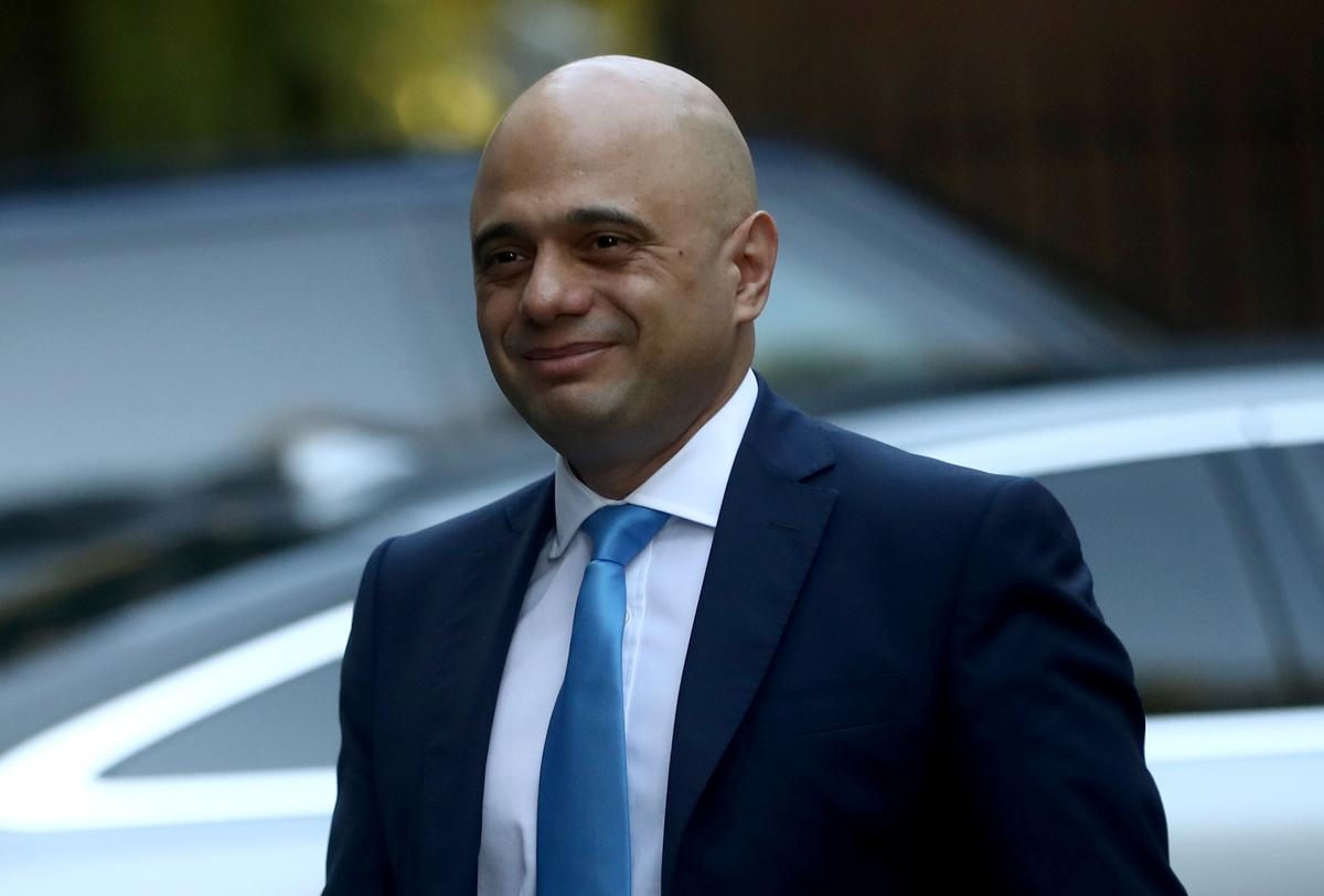 UK's Javid sees BoE governor appointment this autumn: ITV