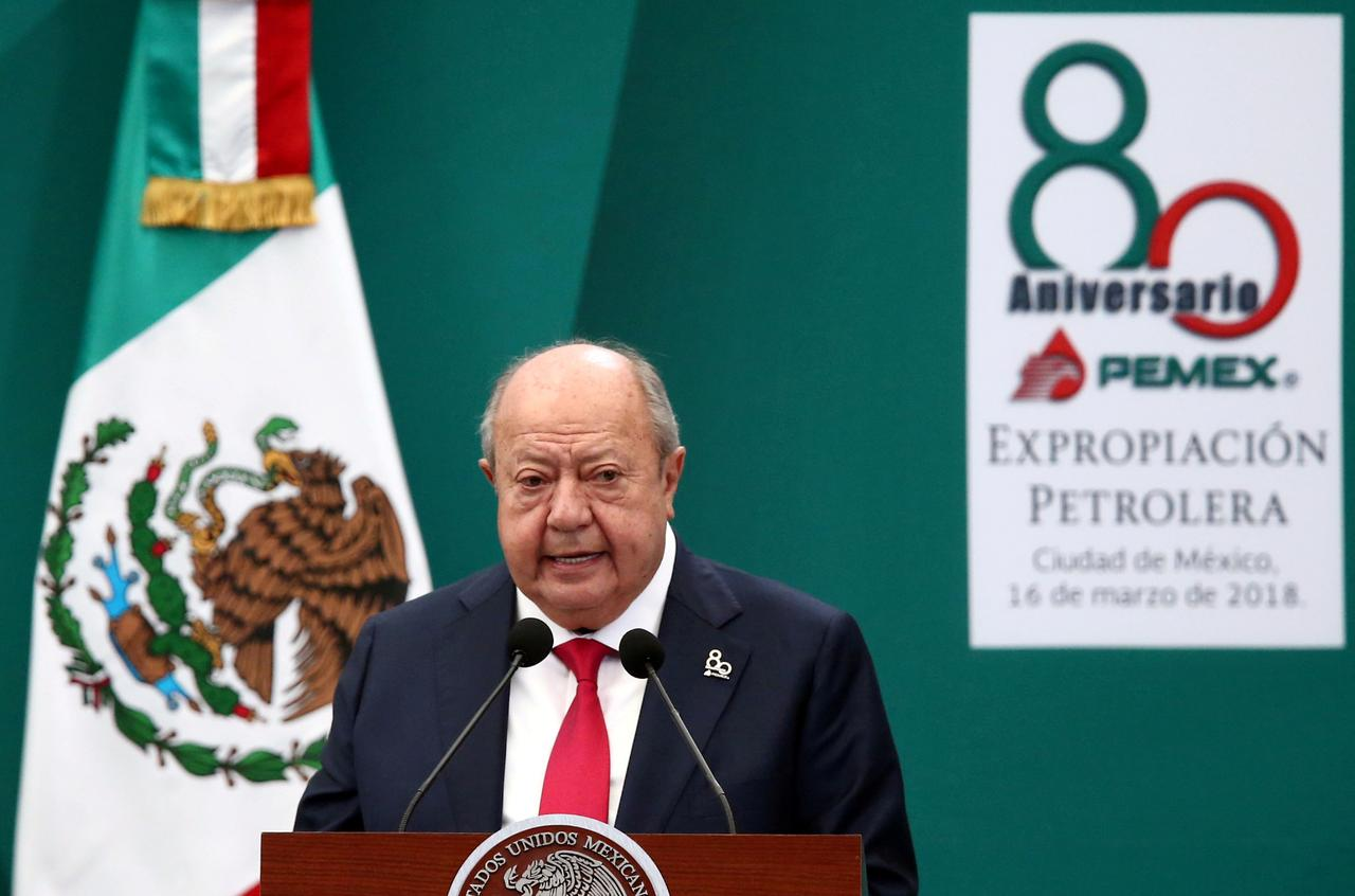 Image result for Mexico asks Interpol to help find former oil union boss: source