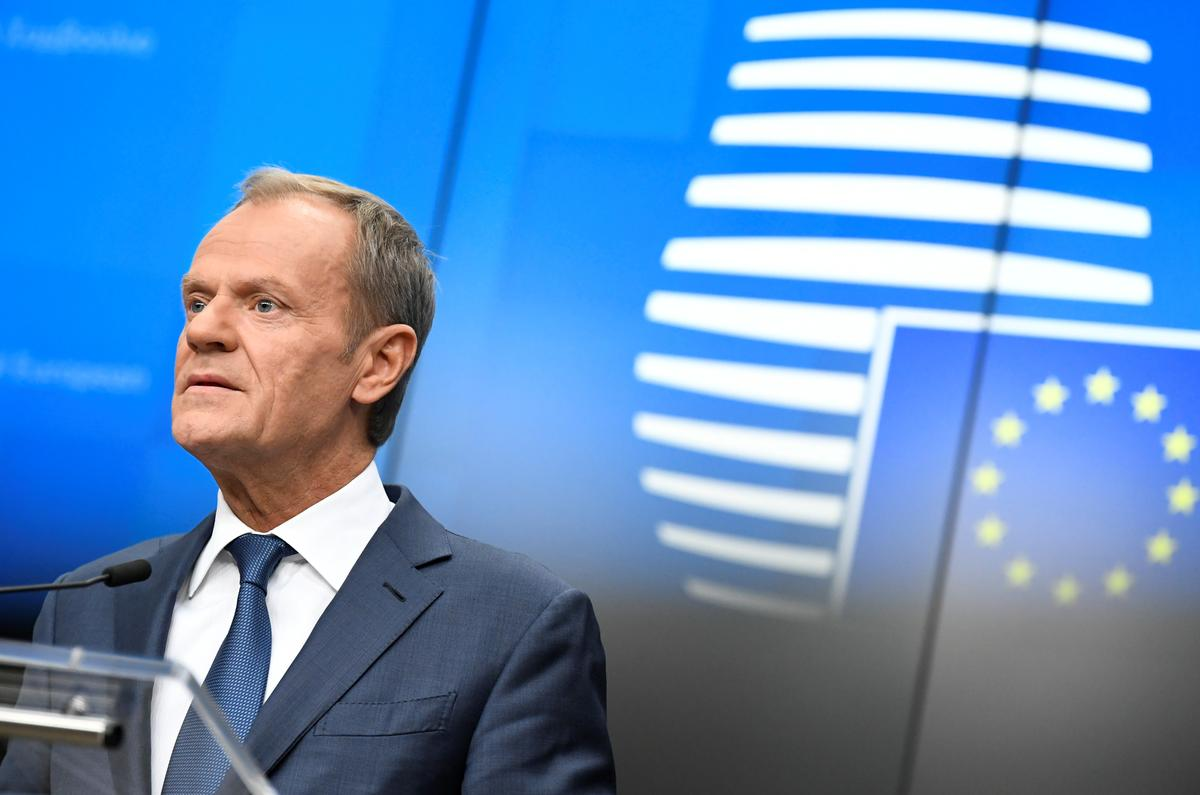 EU nations agree to Brexit extension until January 31: Tusk
