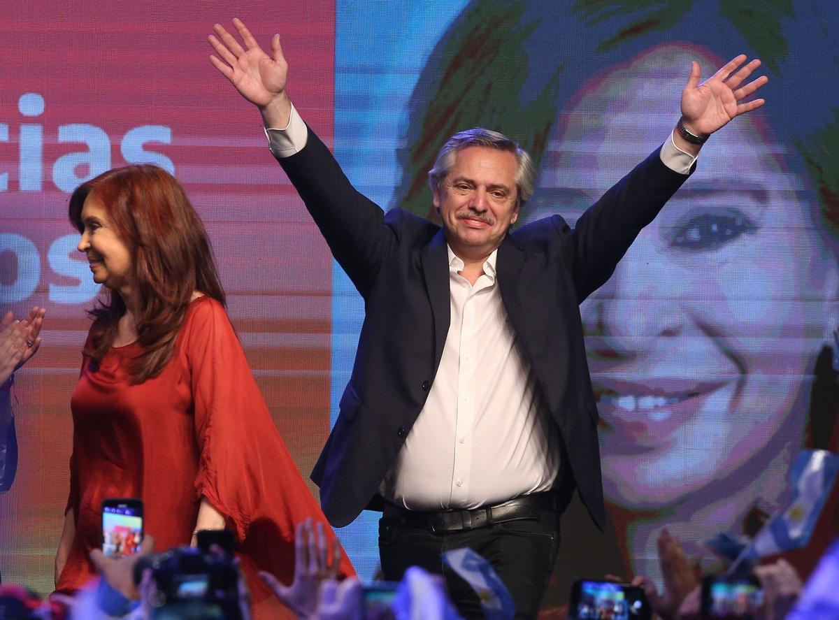 Left's win in Argentina strains ties with Brazil, deepens split in Latam