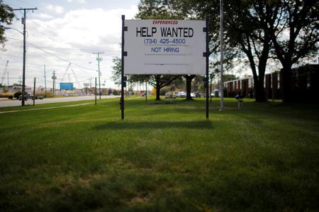 WRAPUP 1-General Motors strike looms over U.S. October job growth