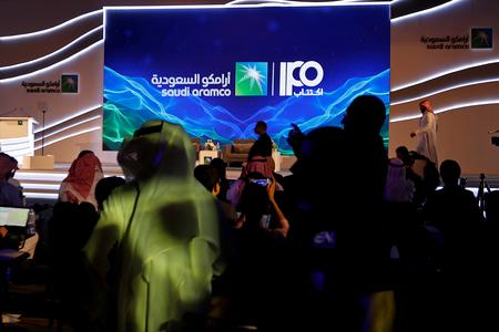 UPDATE 8-Saudi Aramco kick-starts what could be world's biggest IPO, offers scant details
