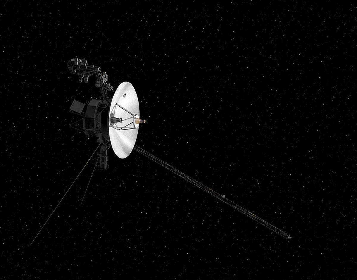NASA probe provides insight on solar system's border with interstellar space