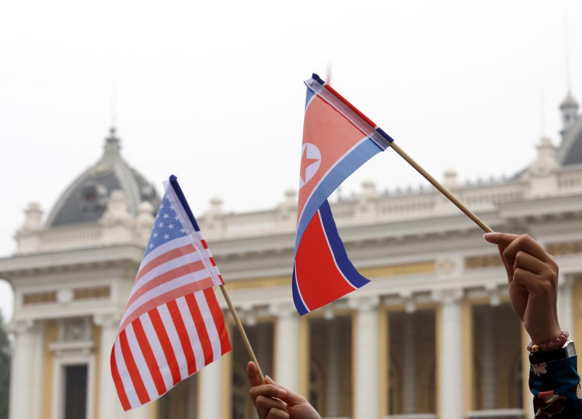 North Korea criticizes 'hostile policy' as U.S. diplomat visits South Korea