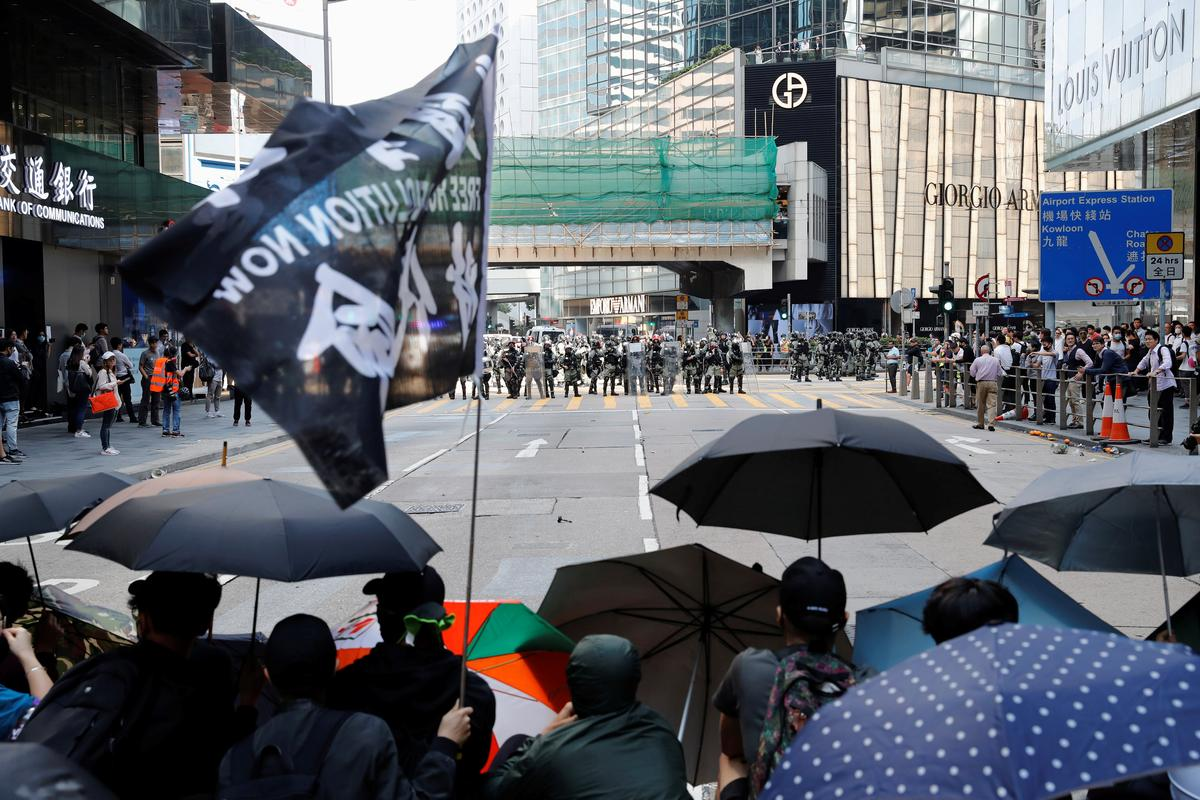 Timeline: Key dates in Hong Kong's anti-government protests