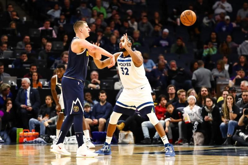 NBA roundup: Jokic, Nuggets recover to top Wolves in OT
