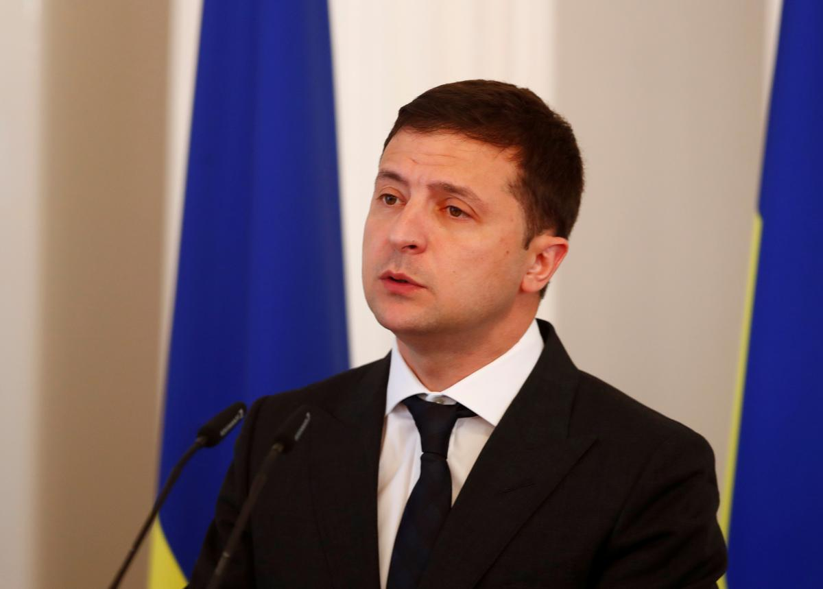 Ukraine president: foreign ownership of farmland to be decided in referendum