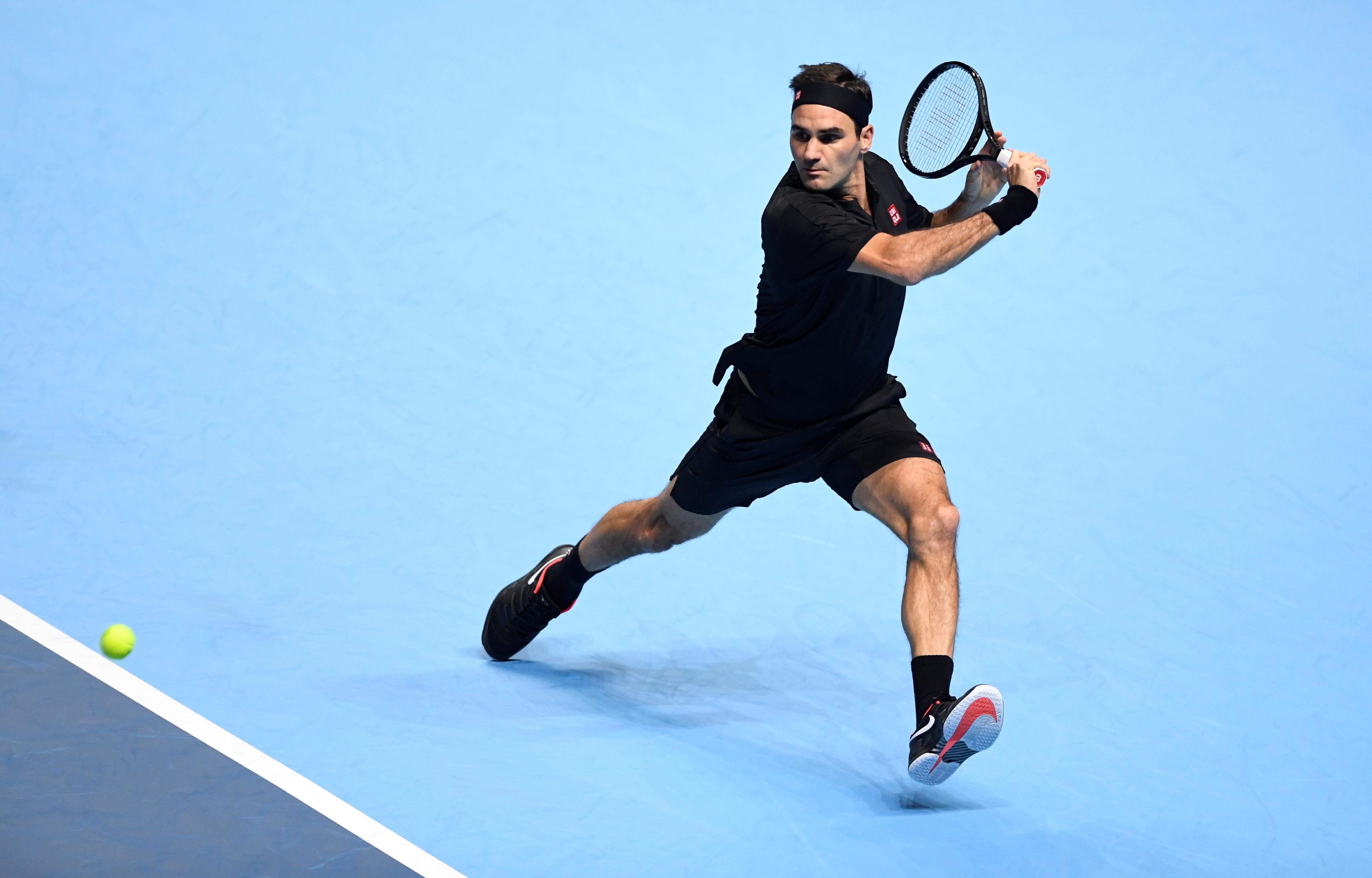 Federer eyes Djokovic after rebounding against Berrettini