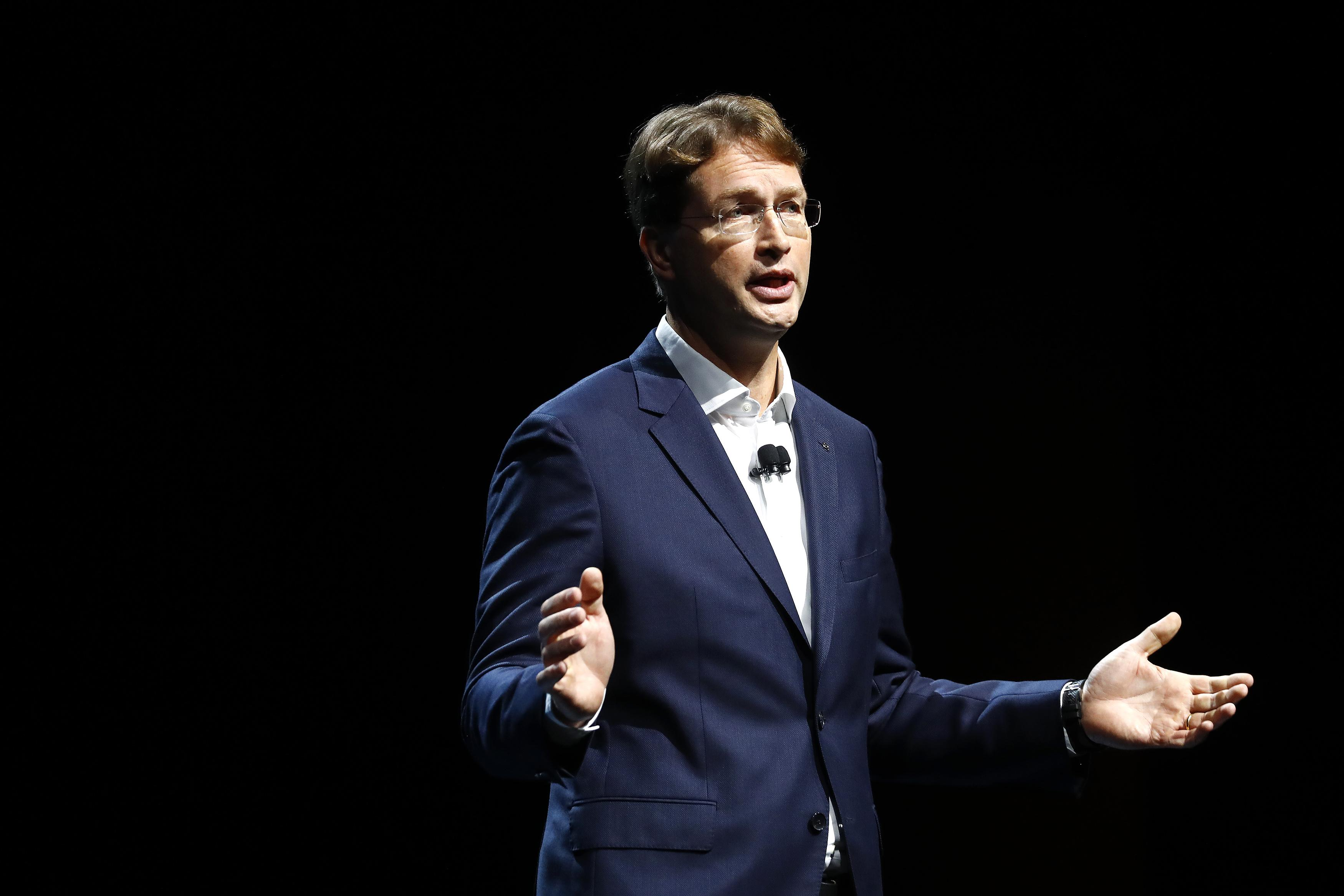 Daimler takes 'reality check' on robotaxis