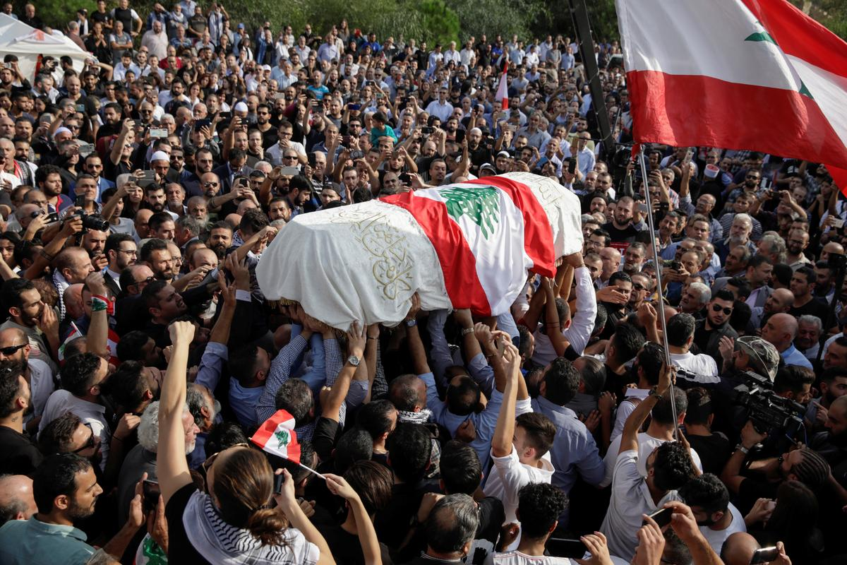 Lebanon's crisis is 'dangerous', evokes start of '75 war - defence...