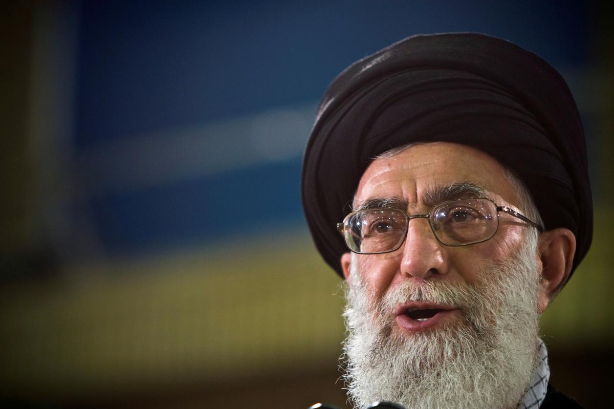 Khamenei backs Iran gasoline price hike, blames enemies for 'sabotage' - Reuters