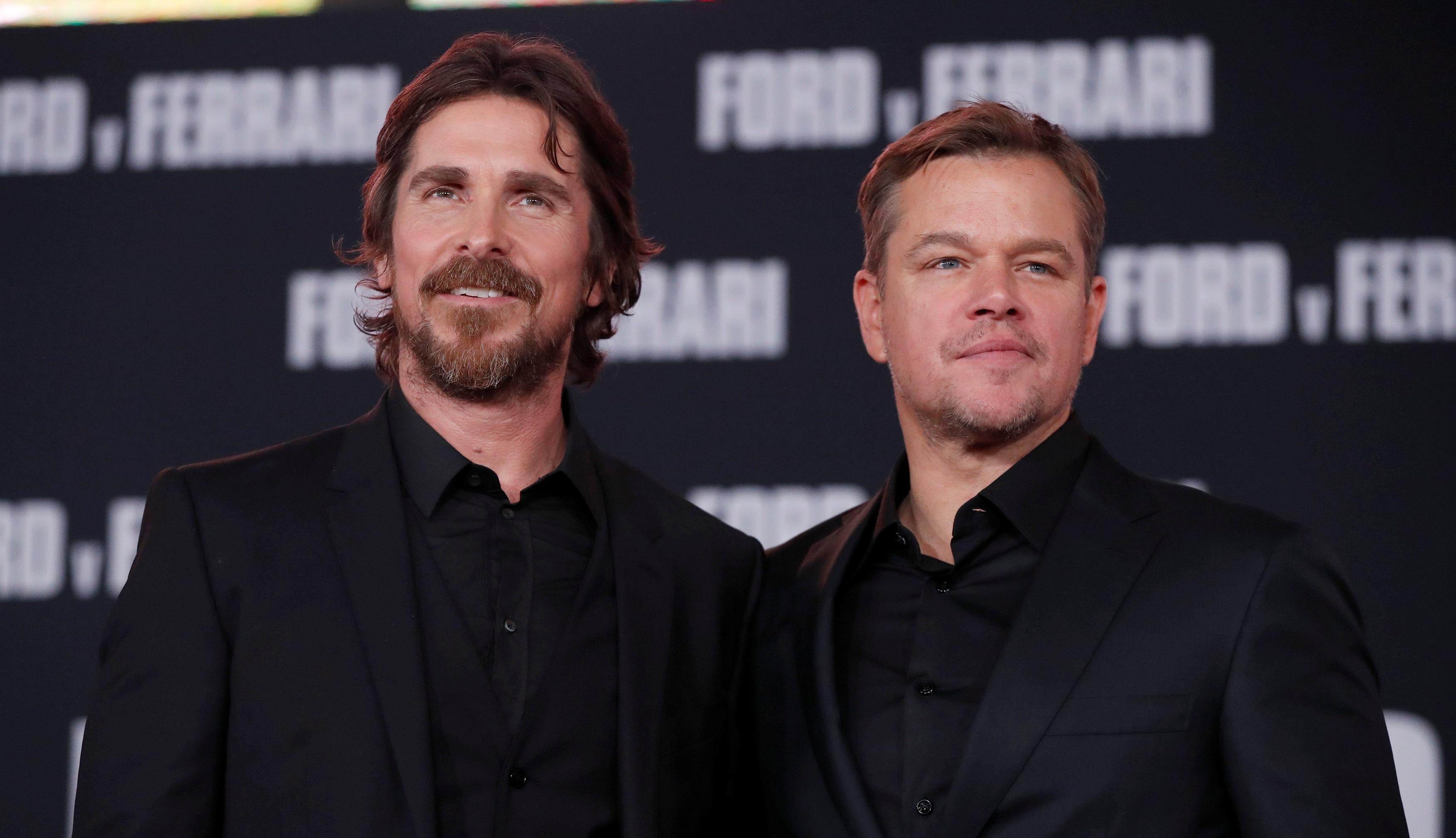 Box Office: 'Ford v Ferrari' Races to First Place, 'Charlie's...