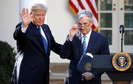 Trump, Powell met Monday at White House to discuss economy
