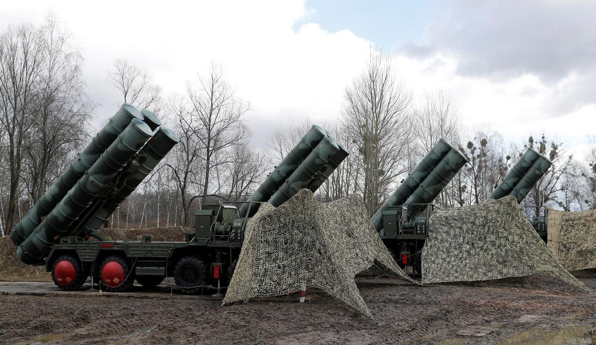 Erdogan says he told Trump Turkey will not give up Russian S-400s