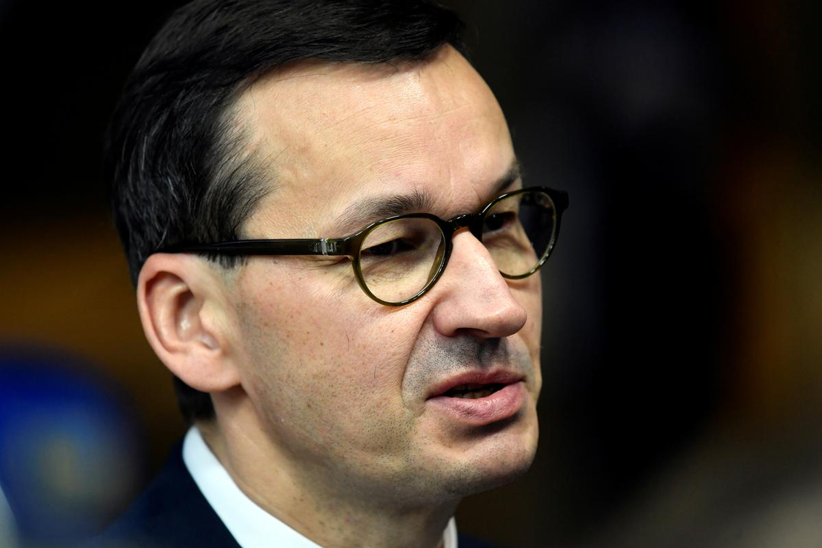 Polish PM: questioning NATO treaty a threat to collective defence