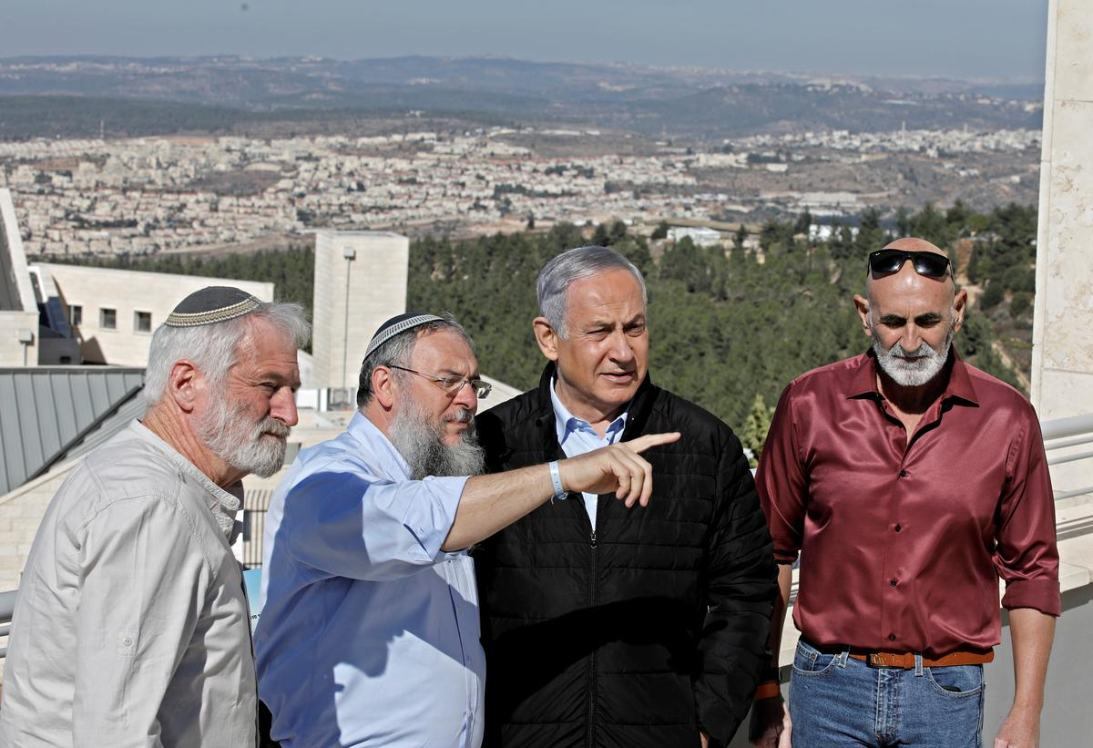 U.S. support for Israeli settlements renews focus on core issue in...