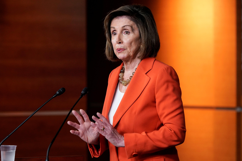 U.S. House Speaker Pelosi says enforcement is key to USMCA trade deal