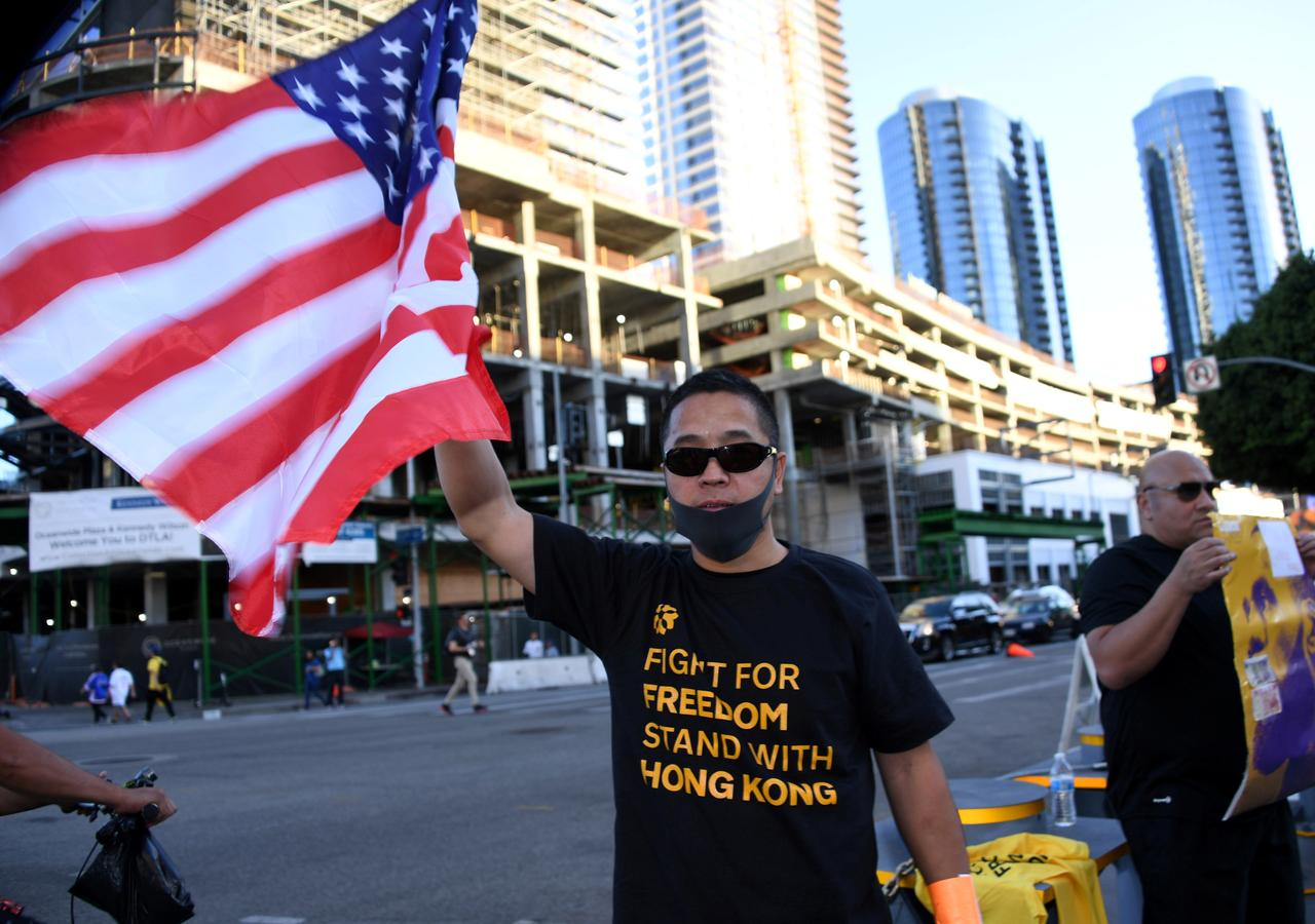 香港 人権