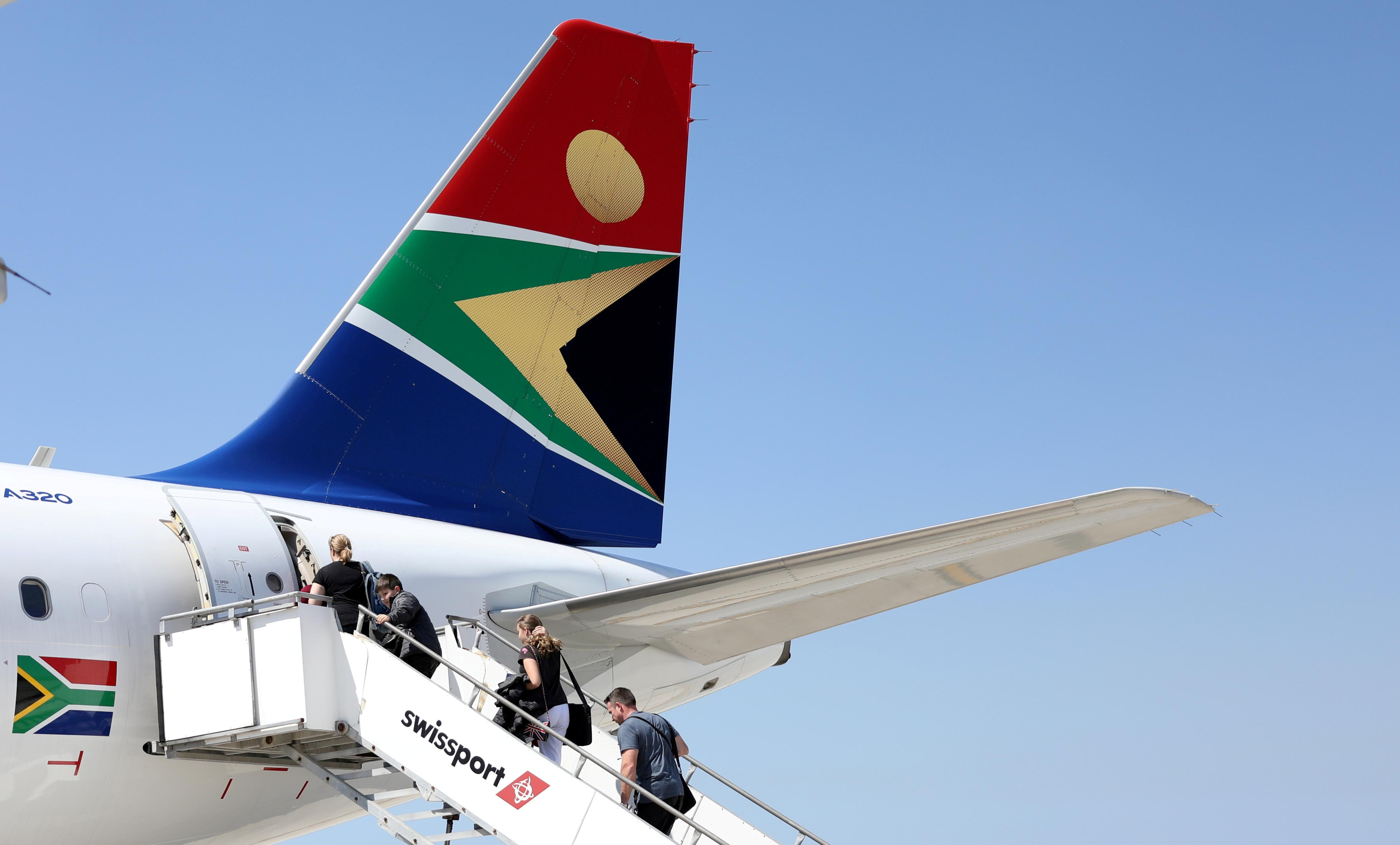 South African Airways needs government loan guarantee or risks...