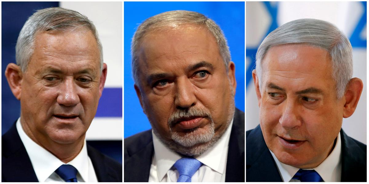Third Israeli election looms as Netanyahu challenger fails to form government